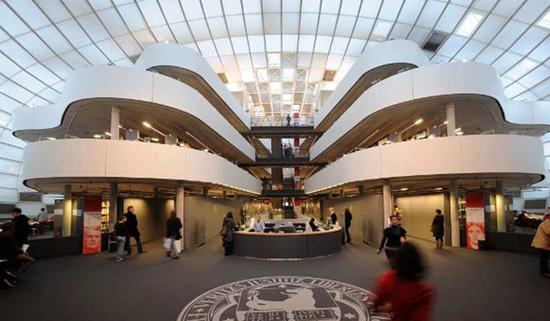 دانشگاه Philologische Bibliothek در آلمان