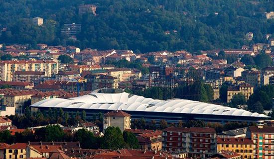 """ساختمان دانشگاه """"لویجی اینودی"""" در ایتالیا"""