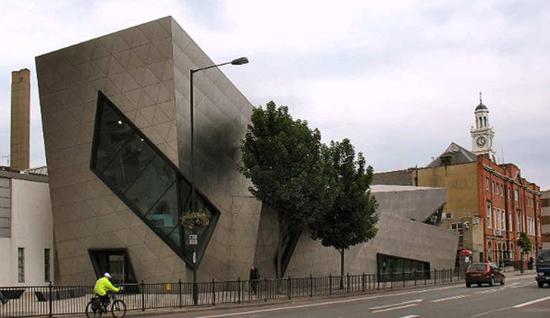ساختمان مرکز مطالعات عالی در انگلیس