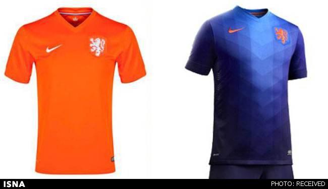 خرید پیراهن جدید تیم ملی آلمان
