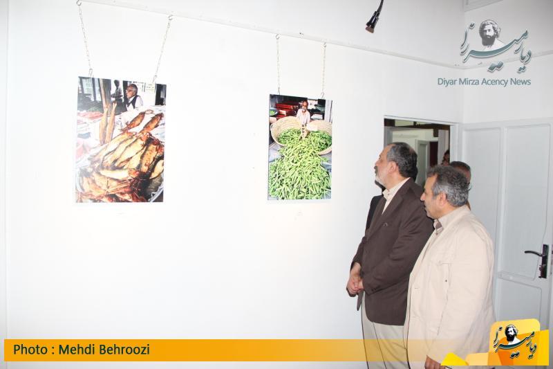 حضور در گالری عکس خانه فرهنگ و هنر