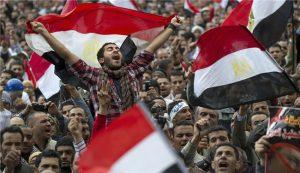 انقلاب مصر زودی تکرار می شود