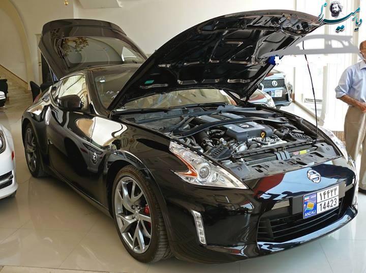 Nissan 370Z موتور : ۳٫۷ لیتری V6 گیرباکس : ۷ سرعته اتوماتیک قدرت : ۳۳۰ اسب بخار گشتاور : ۳۶۶ نیوتون متر مصرف سوخت در ۱۰۰ کیلومتر : ۱۰٫۵ لیتر وزن : ۱۵۷۱ صفر تا صد : ۵٫۳ ثانیه حداکثر سرعت : ۲۵۰ کیلومتر در ساعت قیمت : ۱۲۰ میلیون تومن