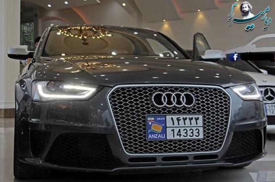 Audi RS4 Avant B8 موتور : ۴٫۲ لیتری ۸ سیلندر V شکل قدرت : ۴۴۴ اسب بخار گشتاور : ۴۳۰ نیوتون متر مصرف سوخت در ۱۰۰ کیلومتر : ۱۰٫۷ لیتر وزن : ۱۷۹۵ کیلوگرم شتاب صفر تا صد : ۴٫۷ ثانیه قیمت ۹۰ هزار دلار