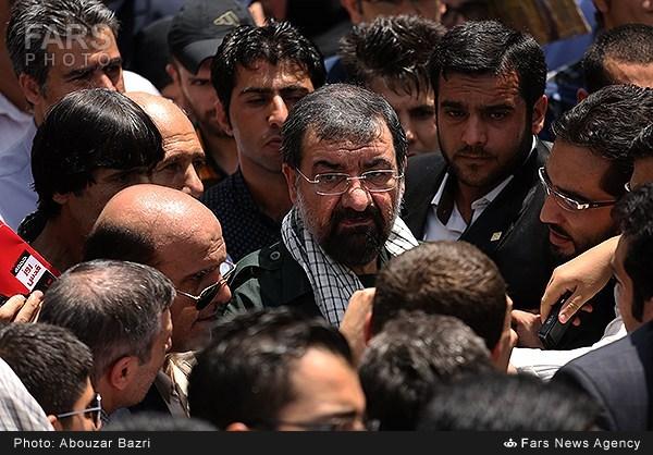 رضایی-دبیر مجمع تشخیص