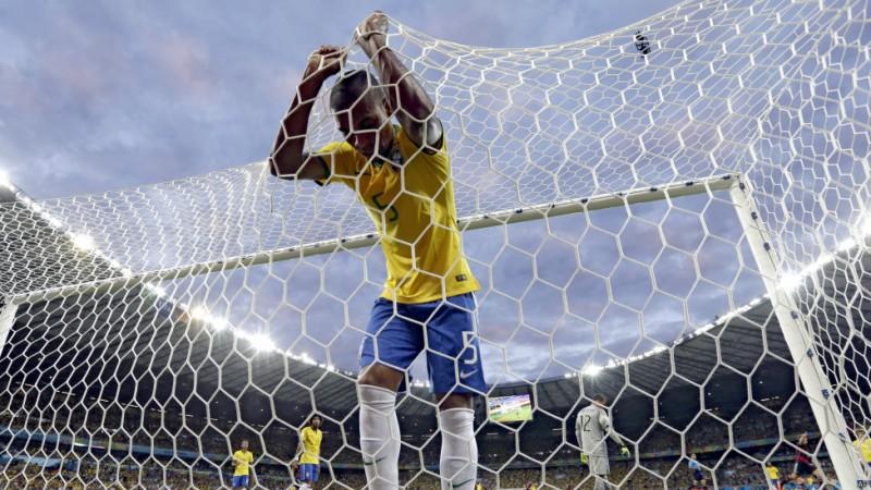 شکست سنگین برزیل مقابل آلمان یکی از تلخترین روزهای تاریخ فوتبال برزیل بود
