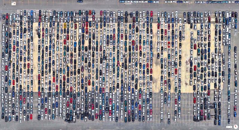بندر نیوآرک (Newark)، پایانهی دریایی الیزابت، نیوآرک، نیوجرسی، ایالات متحده