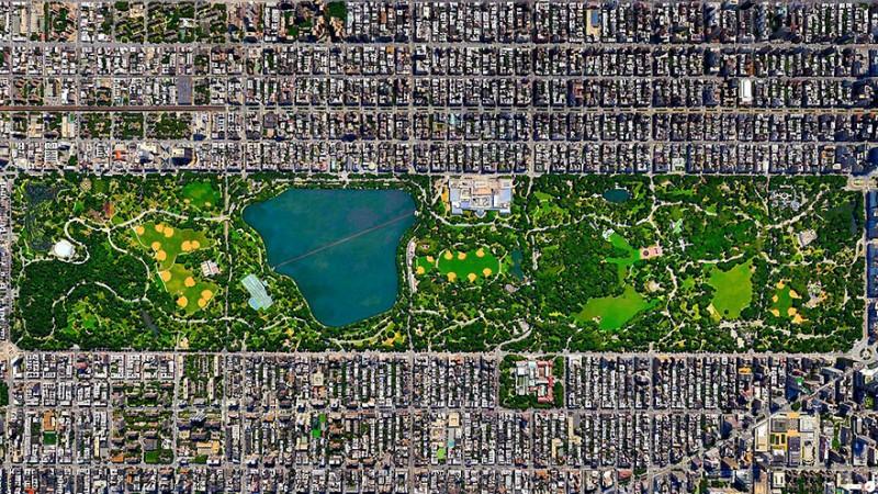 سنترال پارک، نیویورک سیتی، ایالات متحده