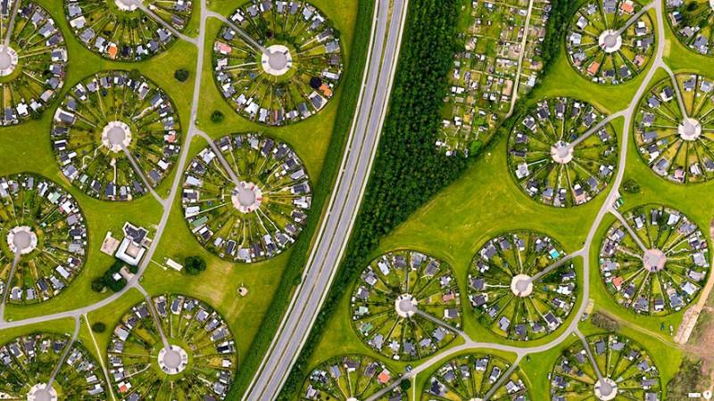 ناحیه شهری برانبی (Bronby)، دانمارک