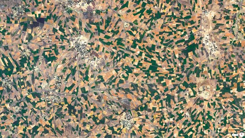توسعه کشاورزی، آدیس آبابا، اتیوپی