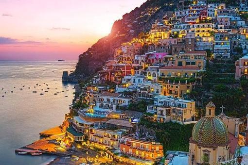 آمالفی ایتالیا