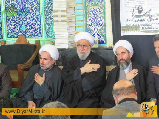 تکلیف نهضتی ها گزارش تصویری روز ششم و هفتم محرم هیئت متوسلین به ائمه ...