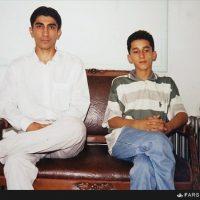 عکسهای دیده نشده آلبومهای شخصی و خانوادگی زندهیاد مرتضی پاشایی
