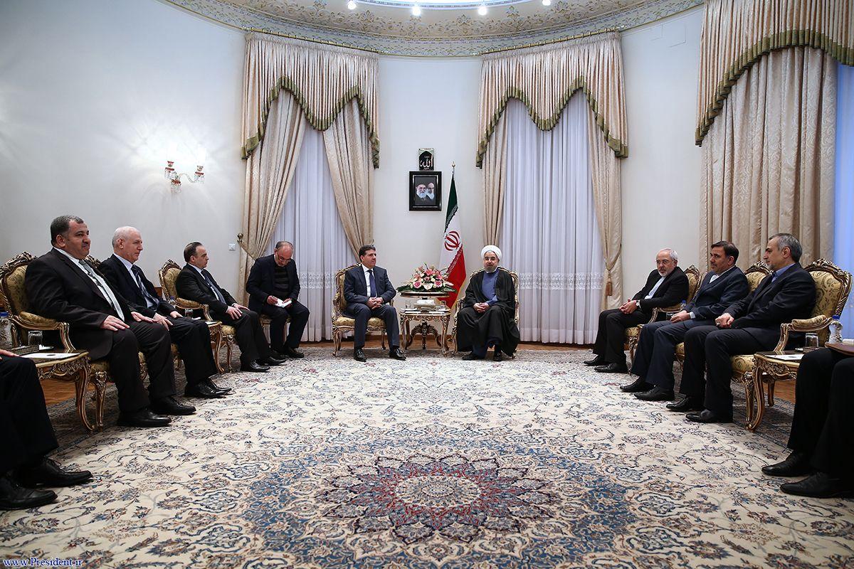 آرزوی دولت و ملت ایران بازگشت ثبات و امنیت به سرتاسر سوریه و بازگشت آوارگان سوری به خانه و زادگاهشان است