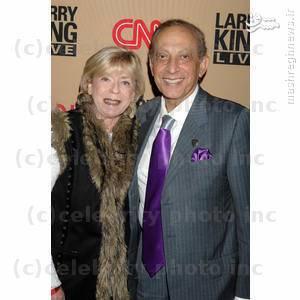 """جیمی و همسر آمریکاییاش """"لانی گرشتاین دلشاد"""""""