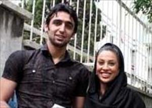تصادف شدید بازیکن تیمملی والیبال و همسرش پس از بازگشت از عروسی
