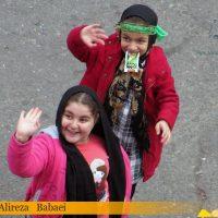 گزارش تصویری اجتماع بزرگ عزاداران حسینی در انزلی