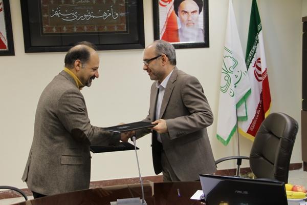 امضای تفاهم نامه همکاری ما بین سازمان محیط زیست و دانشگاه گیلان