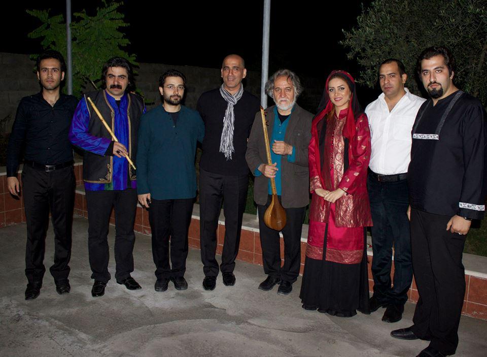 دانلود تک خوانی خواننده زن ایرانی
