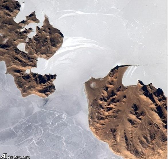 ارتفاعات آسیای مرکزی