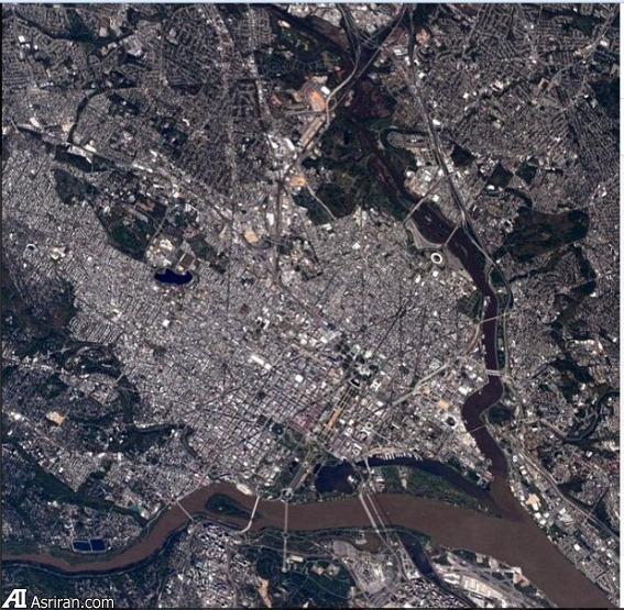 واشنگتن دی سی پایتخت آمریکا