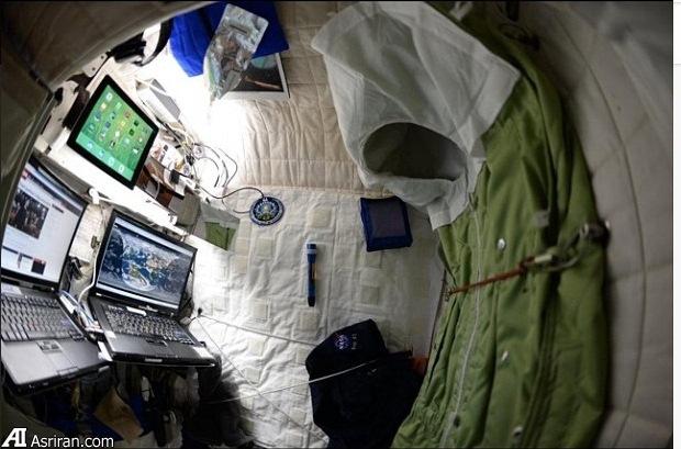 اتاق خواب من...آرامش کامل...