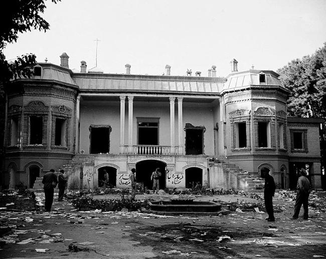Mossadegh's-house