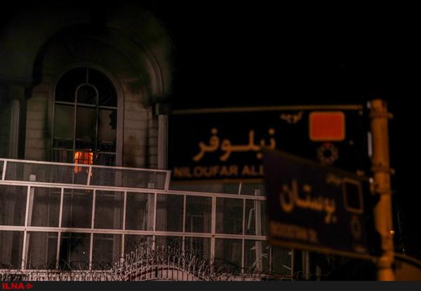 سفارت+عربستان