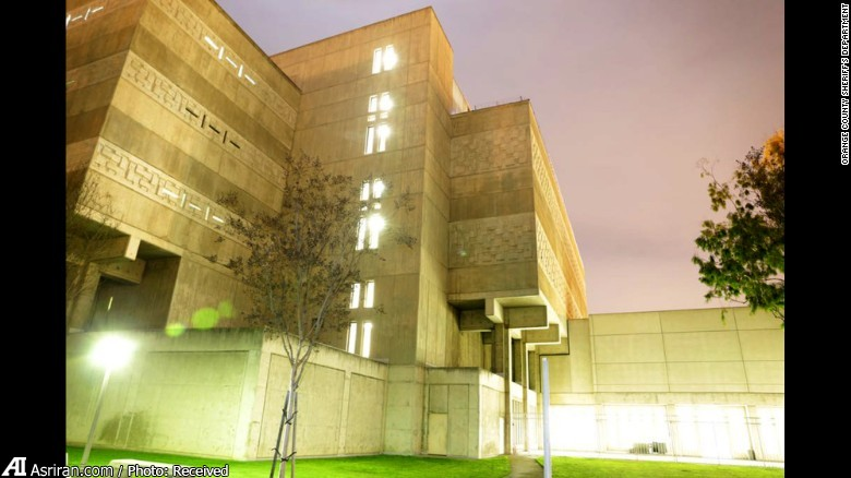 زندان اورنج کانتی ایالت کالیفرنیا