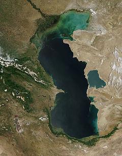 ۲۴۰px-Caspian_Sea_from_orbit