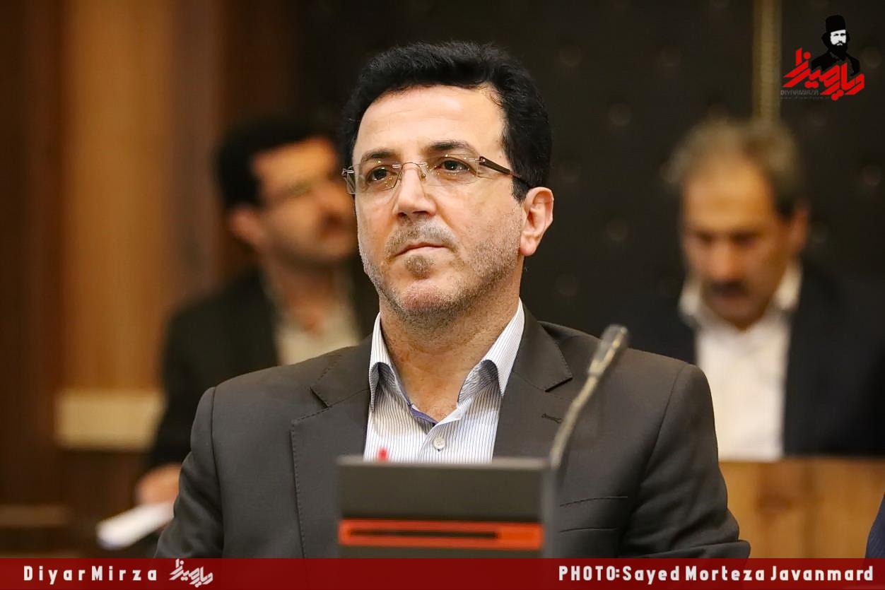 فرماندار سابق انزلی در مازندران پست گرفت