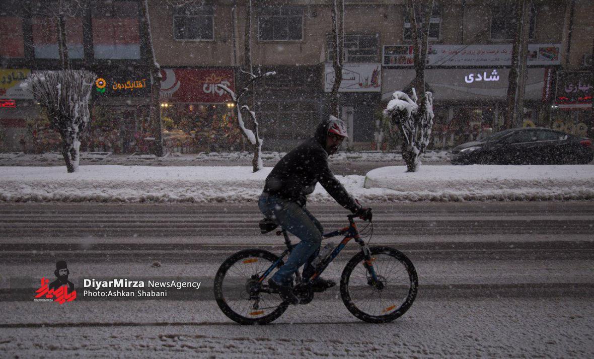 تداوم بارش برف و باران در گیلان | بارشها تا فردا در استان ادامه دارد
