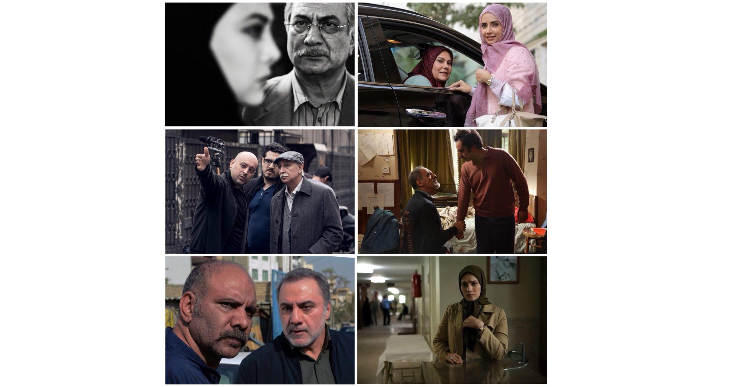 از آنام تا سارقین روح/سریالهای دهه فجر را بشناسید