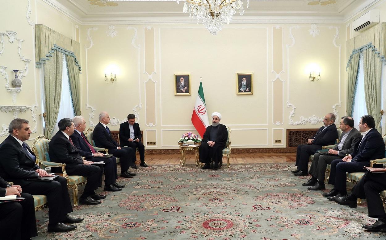 اقدام مشترک ایران و آذربایجان