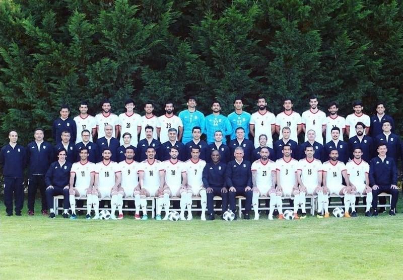 شماره پیراهن بازیکنان تیم ملی در جام جهانی مشخص شد