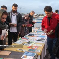 هم بخوان 2 200x200 - گزارش تصویری هفتمین قدم از رویداد فرهنگی «تو هم بخوان» در انزلی