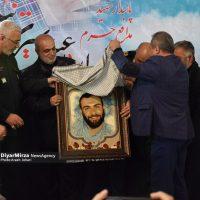 شهید سیرت نیا 2 200x200 - گزارش تصویری سالگرد شهید مدافع حرم اسماعیل سیرتنیا در رشت