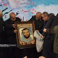 شهید سیرت نیا 3 200x200 - گزارش تصویری سالگرد شهید مدافع حرم اسماعیل سیرتنیا در رشت