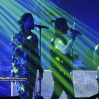 گزارش تصویری کنسرت ماکان بند در منطقه آزاد انزلی