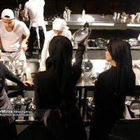 """11 200x200 - گزارش تصویری اجرای نمایش """"آشپزخانه"""" در تماشاخانه هامون رشت"""