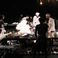 """12 200x200 - گزارش تصویری اجرای نمایش """"آشپزخانه"""" در تماشاخانه هامون رشت"""