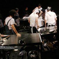 """13 200x200 - گزارش تصویری اجرای نمایش """"آشپزخانه"""" در تماشاخانه هامون رشت"""