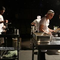 """9 200x200 - گزارش تصویری اجرای نمایش """"آشپزخانه"""" در تماشاخانه هامون رشت"""
