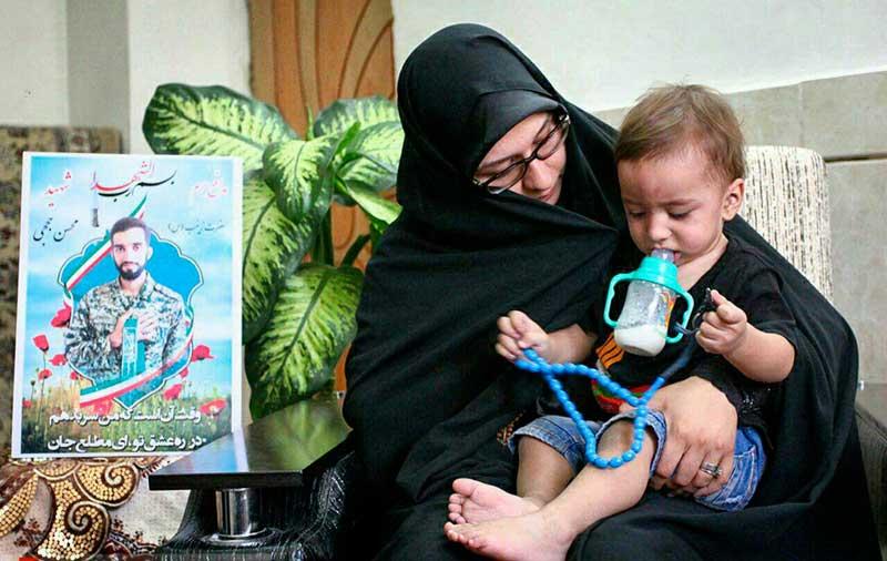 واکنشها به ازدواج مجدد همسر شهید حججی