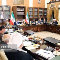 57414300 isna 31 200x200 - آخرین حضور آیت الله هاشمی رفسنجانی در جلسه مجمع تشخیص مصلحت نظام