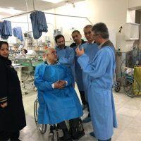 photo 2019 01 11 23 36 53 200x200 - بازدید شبانه نماینده رشت از بخش مراقبتهای ویژه بیمارستان پورسینا
