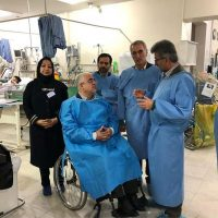 photo 2019 01 11 23 37 03 3 200x200 - بازدید شبانه نماینده رشت از بخش مراقبتهای ویژه بیمارستان پورسینا