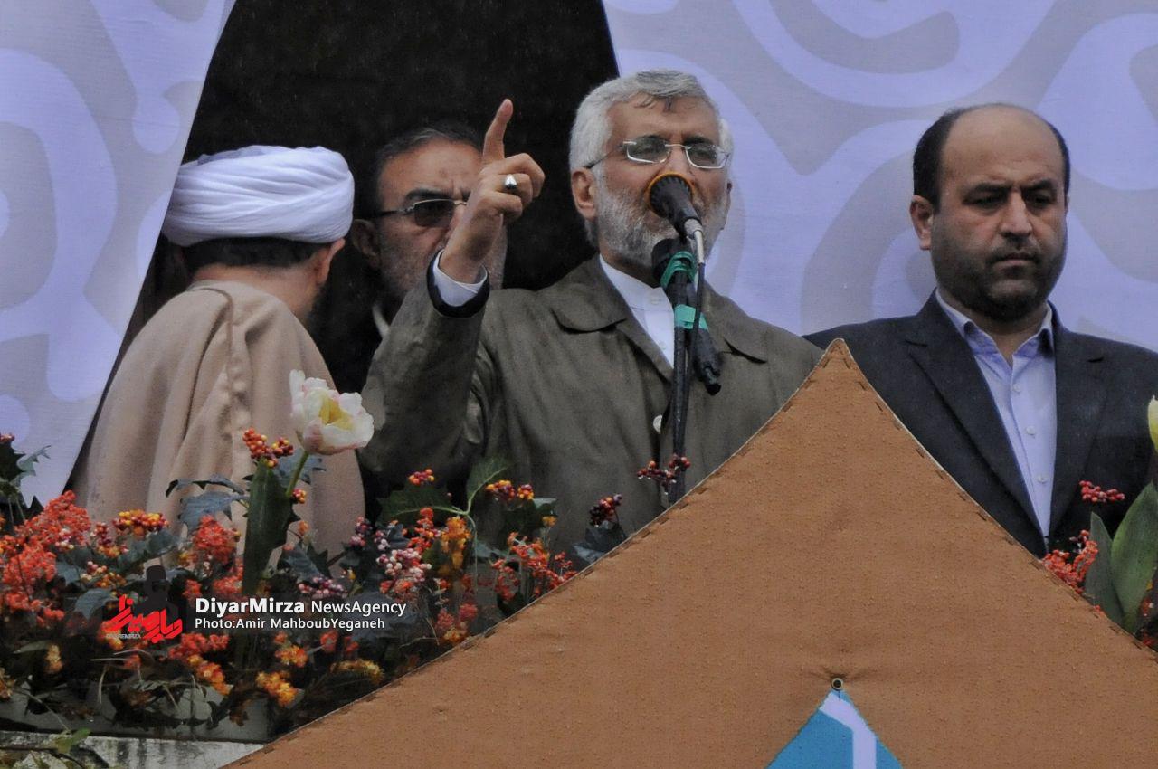 ایران اسلامی برای چهلمین بار ذلت را به آمریکا فهماند  ایران هرجا بخواهد میتواند موفق شود