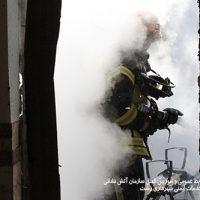 5 659 200x200 - تلاش ۴۹ آتش نشان در پی آتش سوزی سقف دبیرستان دخترانه در رشت