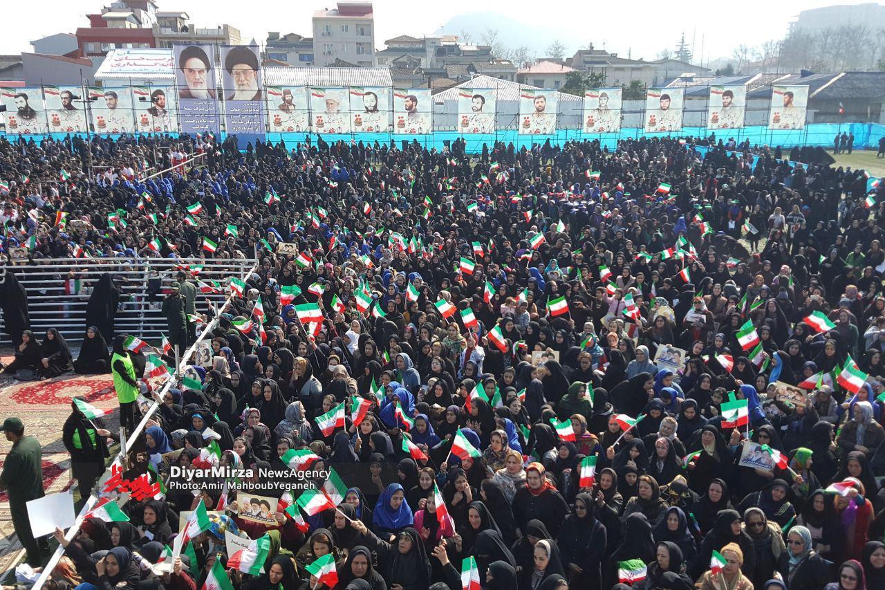 ورزشگاه تختی لاهیجان در انتظار ورود رئیسجمهوری